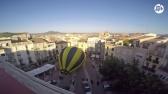 Vol de la ciutat, European Balloon Festival 2015