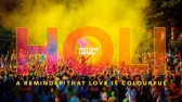 Holi Highlights from The Just Love Festival 2018