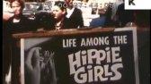 1960s Haight Ashbury Hippies, Cars, San Francisco