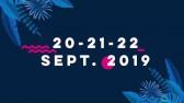 Seneffe Festival 2019 - 20-21-22 Septembre 2018 au Château de Seneffe !