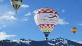 Chateau D'Oex Balloon Meet 2016