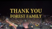 Thank you, Forest Family! #EF2016