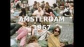 1967: Hippies in de Amsterdam RAI, de Love-In