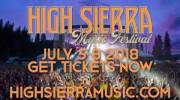 High Sierra Music Festival - 2018 Preview