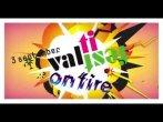 Officiële promovideo Valtifest: On Fire! Let's Get Intimate.