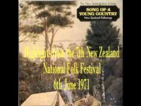 7th New Zealand Folk Festival 1971