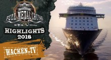 Full Metal Cruise - Highlights 2018