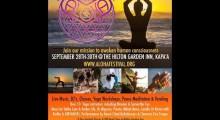 Aloha Kauai Yoga & Peace Festival 2018