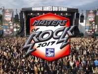 MASTERS OF ROCK 2017 (Vizovice CZ)