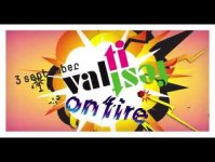 Officiële promovideo Valtifest: On Fire! Let's Get Intimate.
