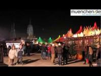 Impressionen vom Tollwood Winterfestival