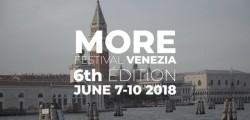 MORE Festival 6th Édition, June 7-10 2018