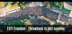EXIT Freedom - Throwback to last summer
