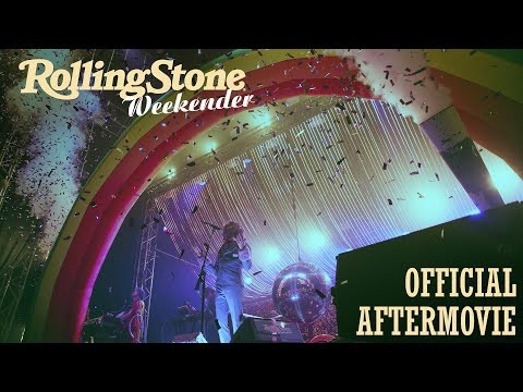 Rolling Stone Beach