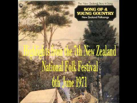 NZ National Folk Festival 1971