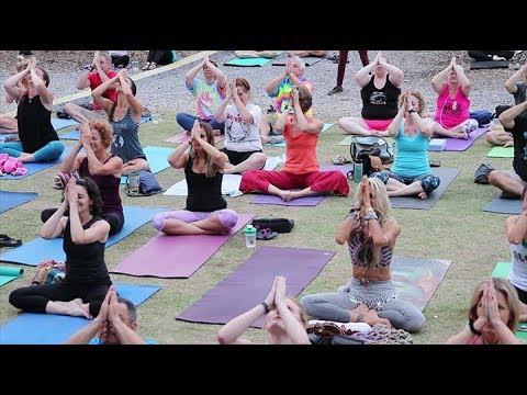 Asheville Yoga Festival