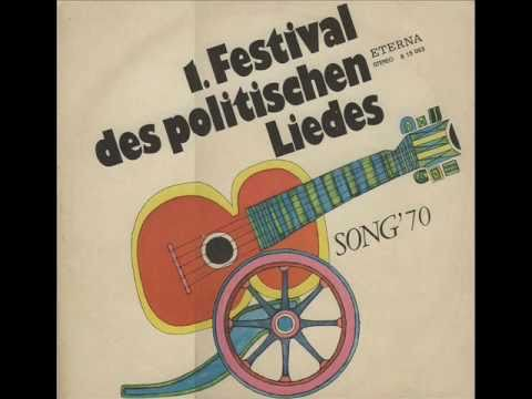 Festival of Political Songs 1970